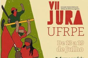 PE - VII Jornada Universitária em Defesa da Reforma Agrária será virtual