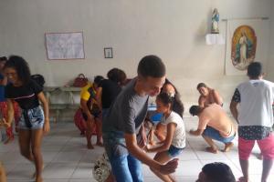 Teatro como forma de expressão da juventude camponesa da Paraíba