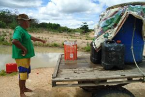 Transposição do Rio São Francisco: As perguntas de Seu Chico
