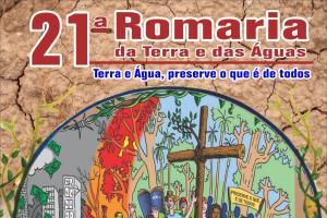 21ª Romaria da Terra e das Águas da Diocese de Guarabira/PB