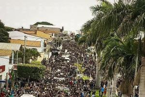 América Latina e Caribe em defesa da água